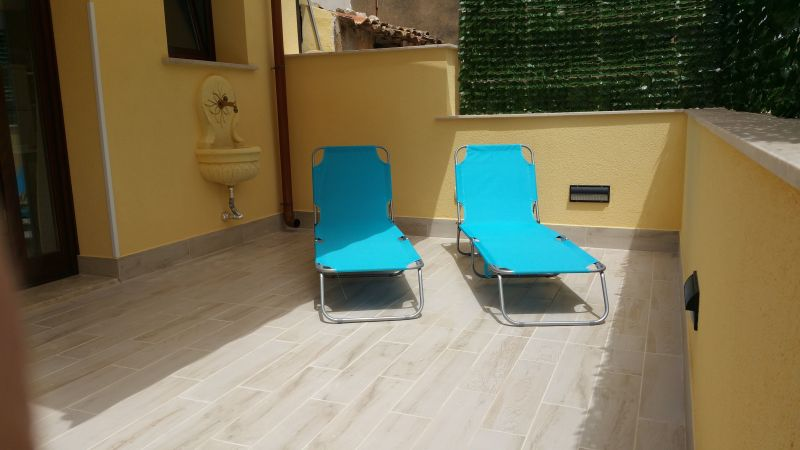 View from the terrace Location Apartment 118185 Castellammare del Golfo