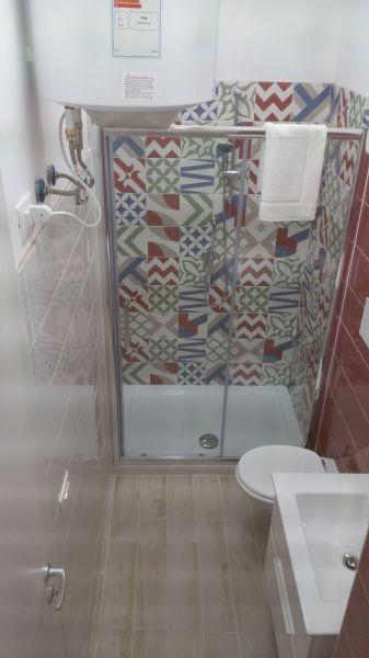 Half bath 2 Location Apartment 118185 Castellammare del Golfo