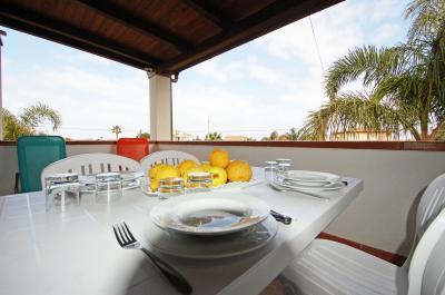 Terrace Location Apartment 65316 Cefal�