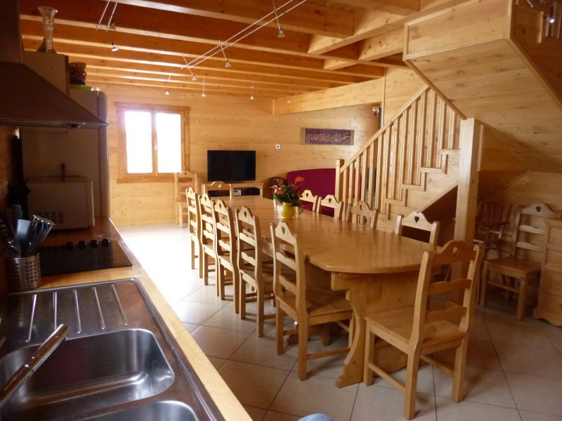 Dining room 2 Location Chalet 65856 Les Orres