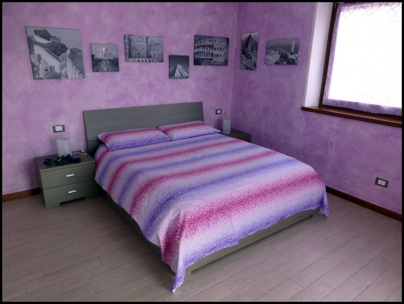 bedroom 1 Location Apartment 66792 Belluno