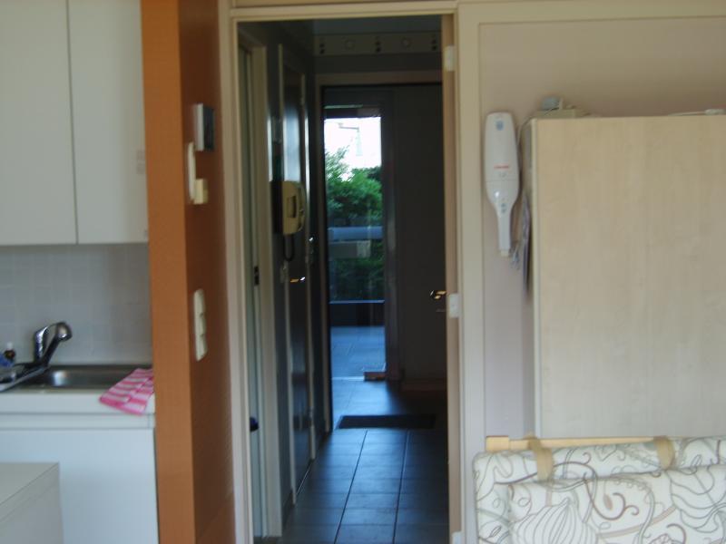 Corridor Location Apartment 78706 De Panne