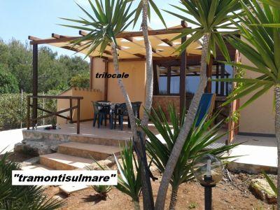 Porch Location Apartment 87673 San Vito lo Capo