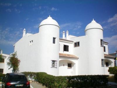 View of the property from outside Location Villa 94283 Armação de Pera