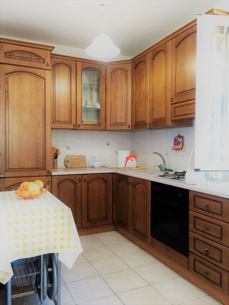 Kitchenette Location Apartment 94486 Ugento - Torre San Giovanni