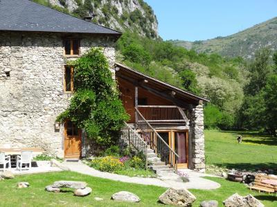 Location Vacation rental 95886 Ussat les Bains