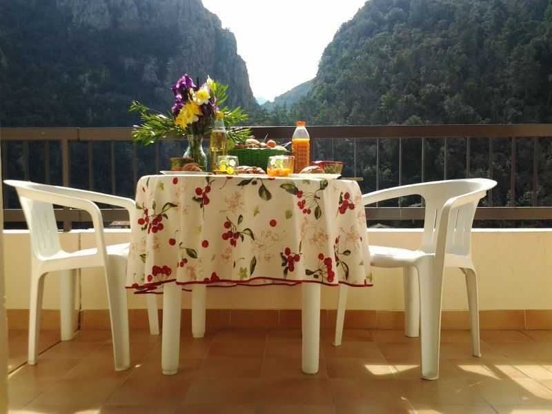 View from the terrace Location Apartment 96364 Amélie-Les-Bains