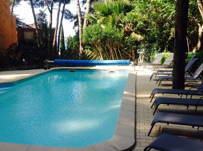 Swimming pool Location Apartment 8604 Bandol
