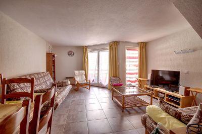 Living room Location Apartment 101572 Saint Jean d'Aulps- La Grande Terche