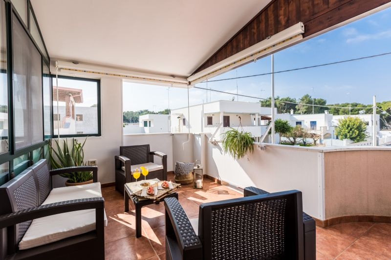 View from the terrace Location Apartment 109471 Ostuni