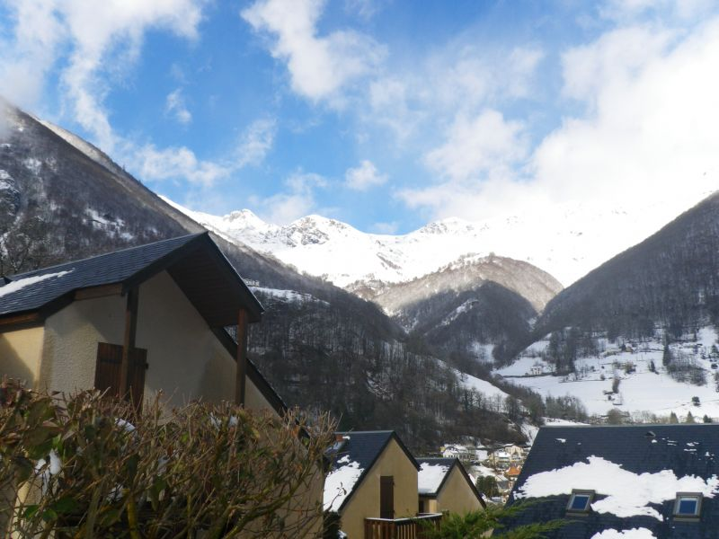 View from the property Location Chalet 109663 Cauterets