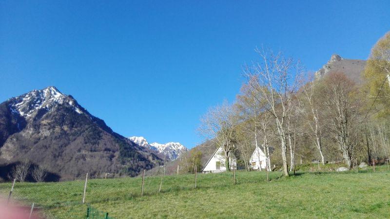Surroundings Location Chalet 109663 Cauterets
