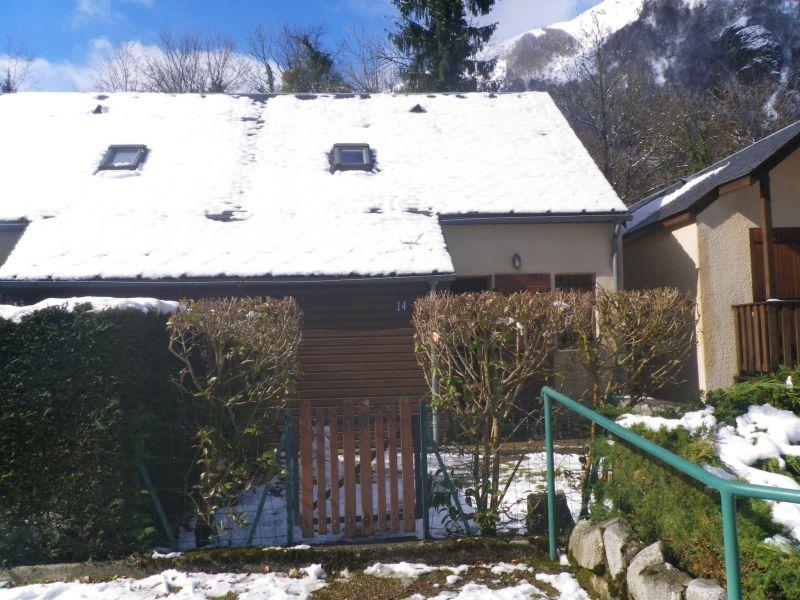 Garden Location Chalet 109663 Cauterets