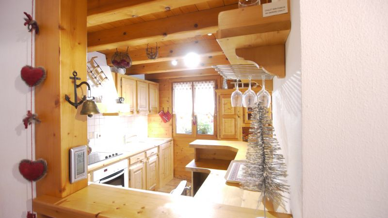 Kitchenette Location Chalet 112178 Les Gets