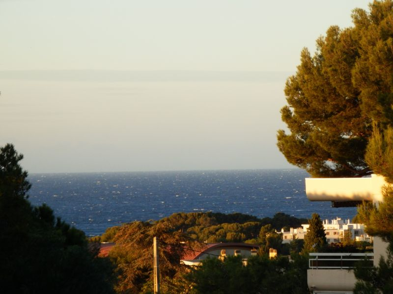 View from the balcony Location Apartment 112934 Bandol