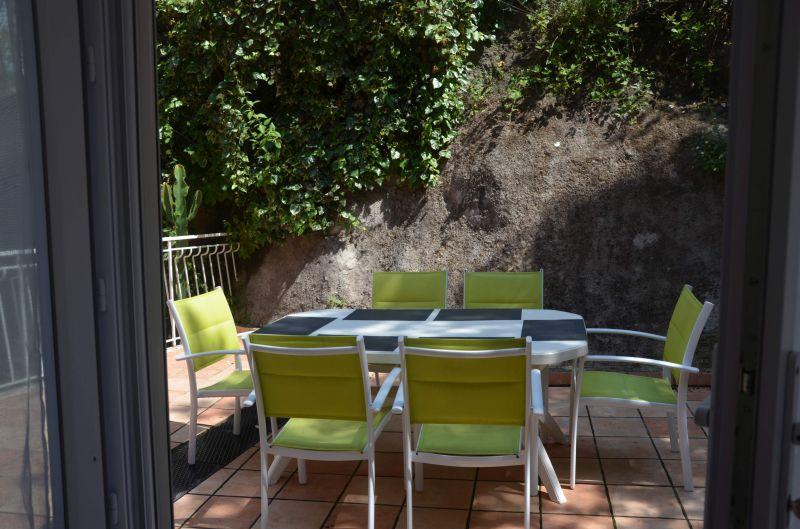 Terrace Location Apartment 113375 Menton