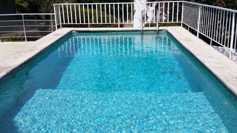 Swimming pool Location Villa 113495 Golfe Juan