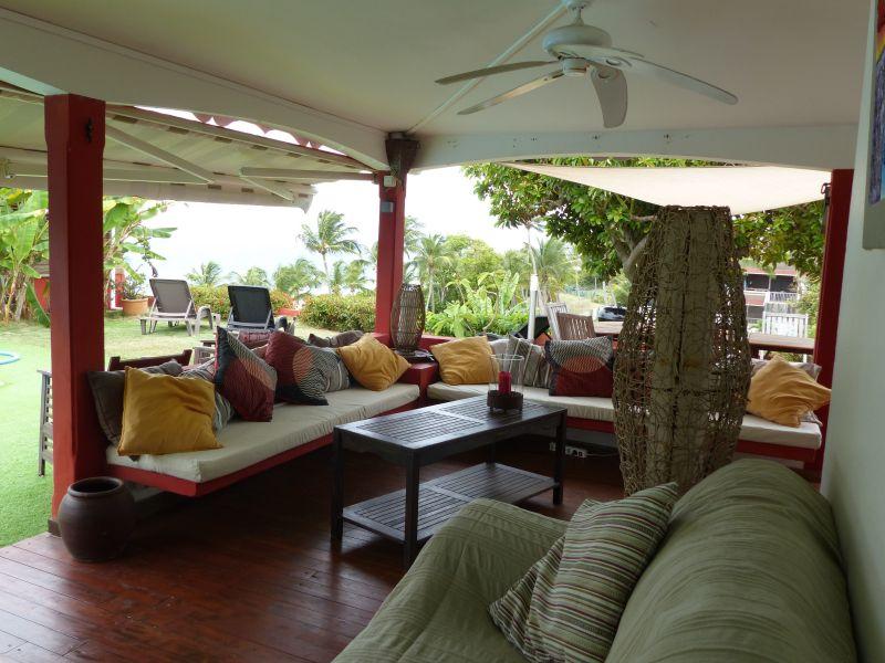 Terrace Location Villa 116237 Saint Francois