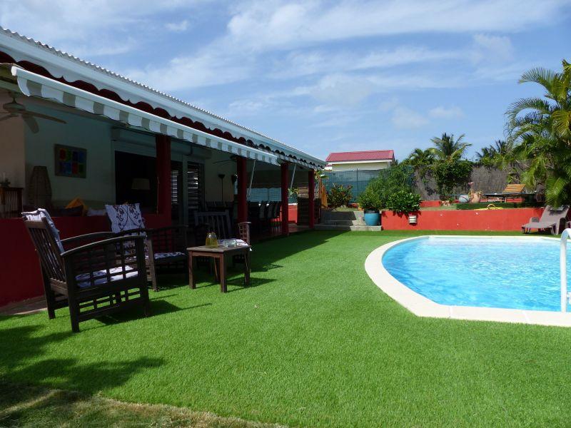 Swimming pool Location Villa 116237 Saint Francois