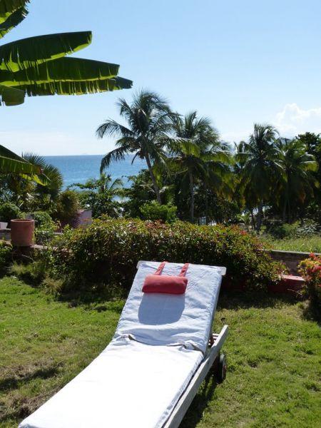 Garden Location Villa 116237 Saint Francois