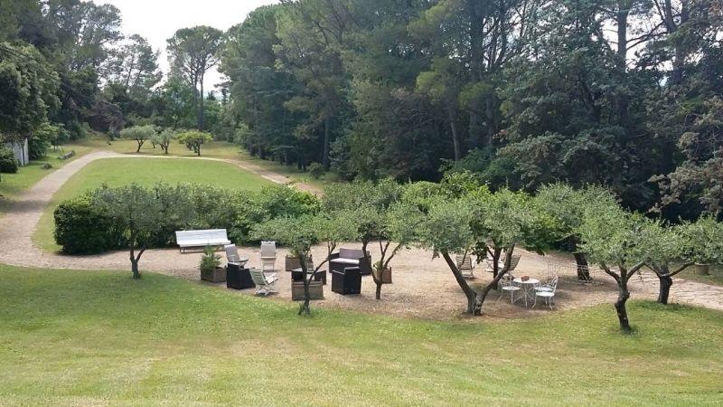 View from the terrace Location Villa 117405 Orange