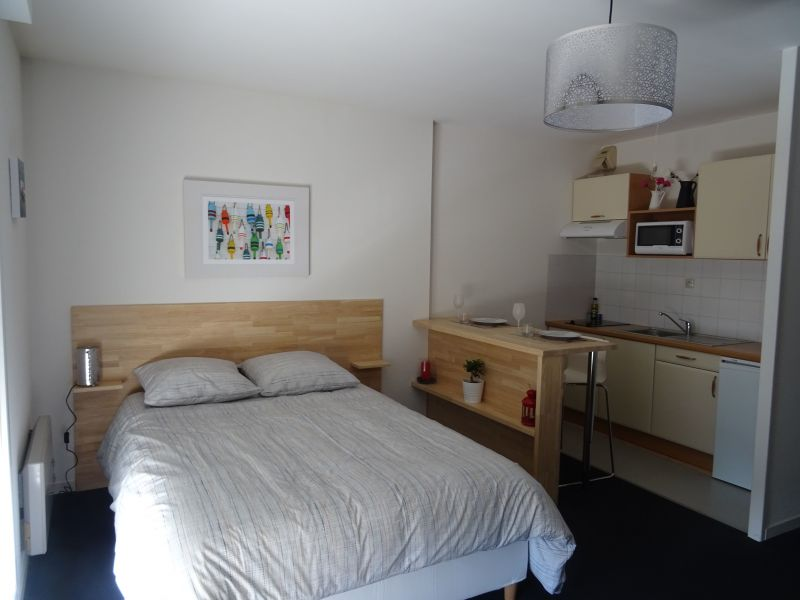 Location One-room apartment 118518 Roscoff