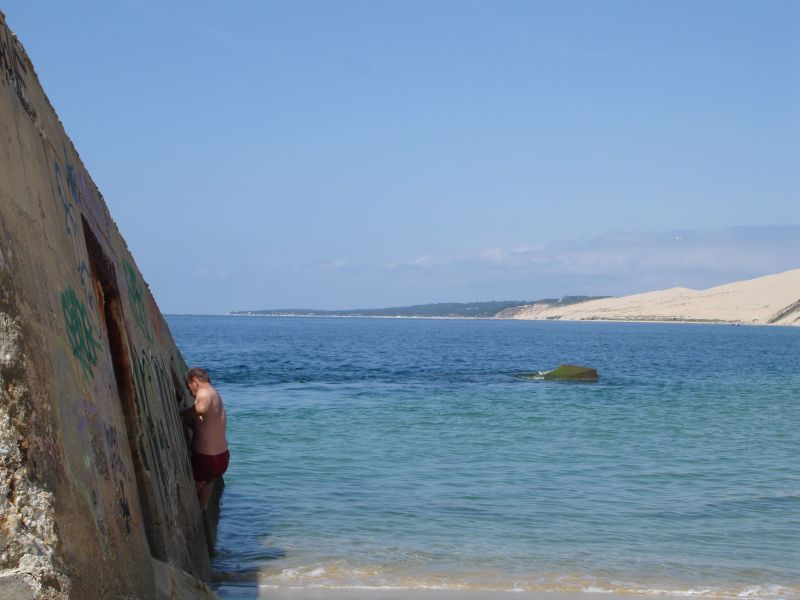 Beach Location House 118590 Arcachon