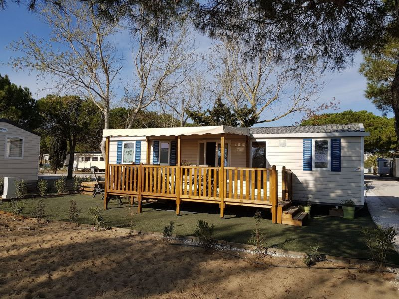 Location Mobile home 118829 Canet-en-Roussillon
