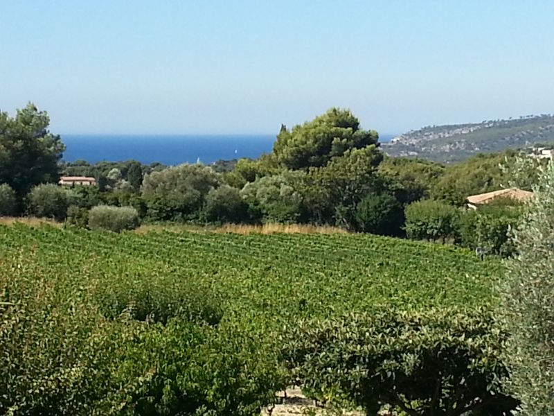 View from the property Location Villa 118908 Cassis