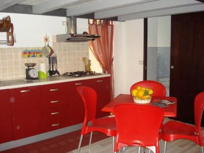 Living room Location One-room apartment 64481 Palermo