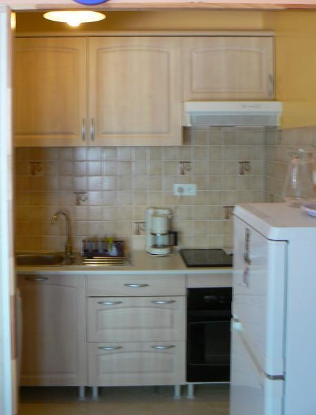 Kitchenette Location Apartment 64917 Gourette