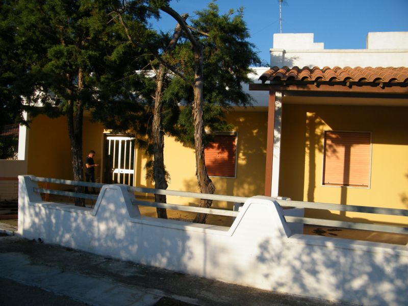 View of the property from outside Location Apartment 79395 San Foca