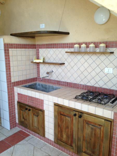 Kitchenette 2 Location Apartment 79395 San Foca