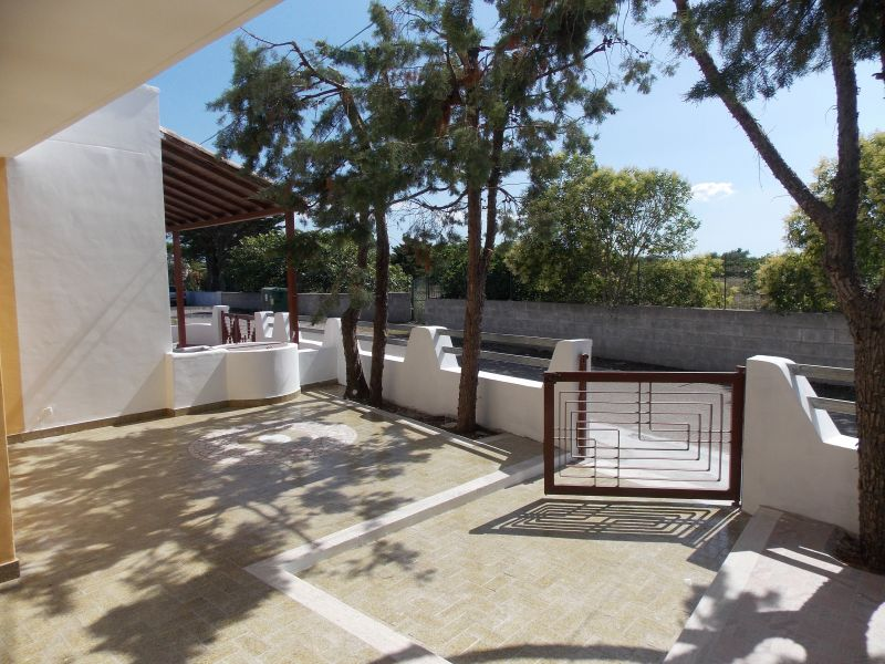 Porch 3 Location Apartment 79395 San Foca