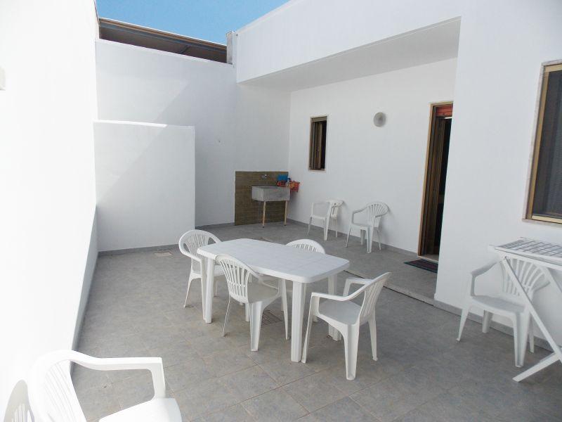Porch 4 Location Apartment 79395 San Foca