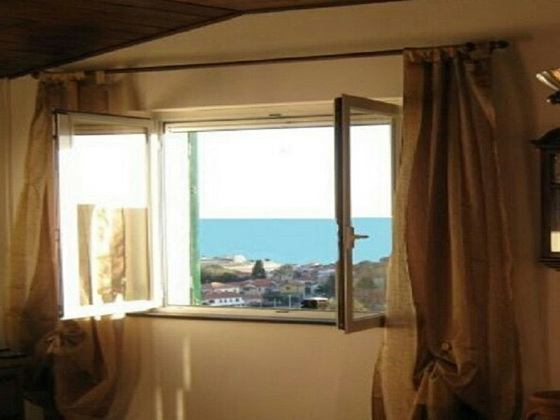 View from the property Location Apartment 83514 Santo Stefano al Mare