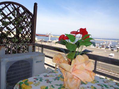 Balcony Location One-room apartment 86067 Gallipoli