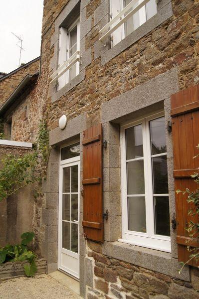Courtyard Location House 90292 Dinan