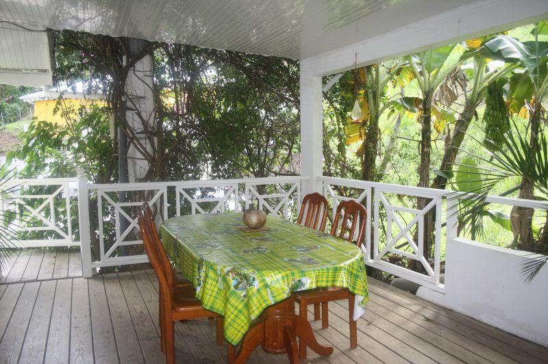 Terrace Location Villa 91967 Trinité