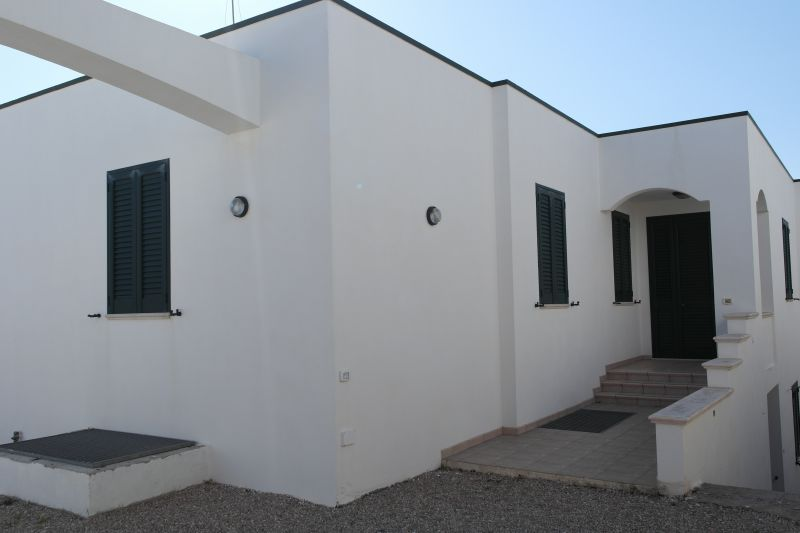View of the property from outside Location House 104045 Santa Maria di Leuca