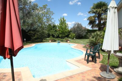 Swimming pool Location Apartment 104324 Agen