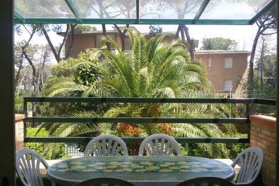 Terrace 1 Location Apartment 106024 Principina a Mare