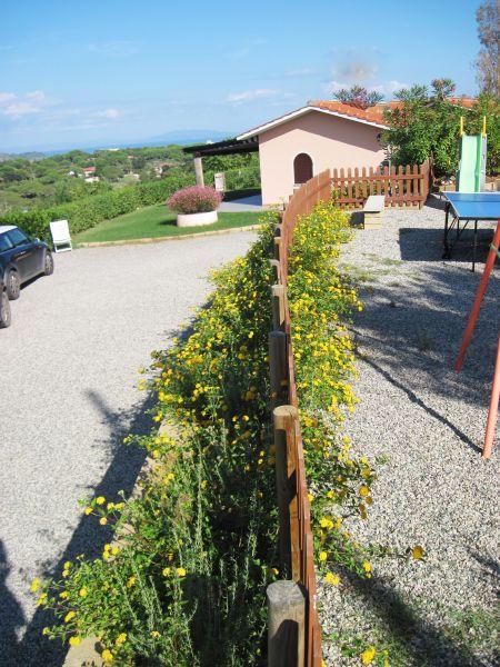 Garden Location Apartment 109213 Capoliveri