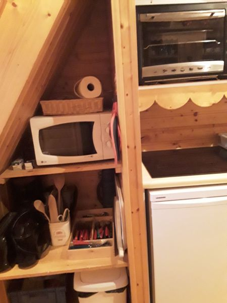 Separate kitchen Location Chalet 111824 Risoul 1850