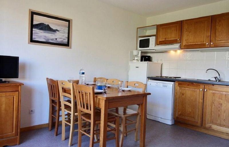 Kitchenette Location Apartment 112257 Superdévoluy- La Joue du Loup