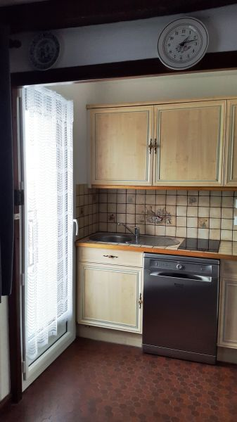 Kitchenette Location Apartment 112293 Saint Lary Soulan