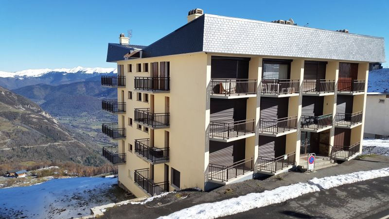 View of the property from outside Location Apartment 112293 Saint Lary Soulan