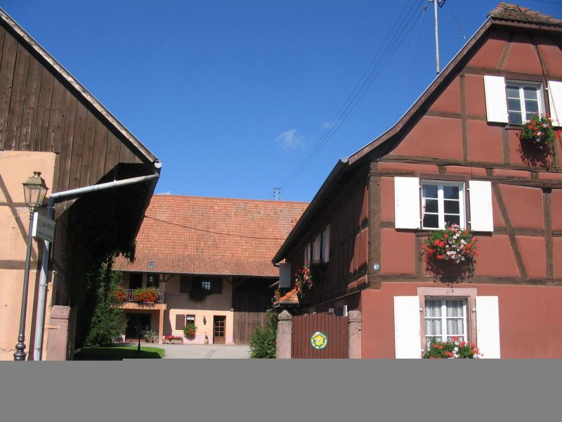 Surroundings Location Vacation rental 113975 Colmar