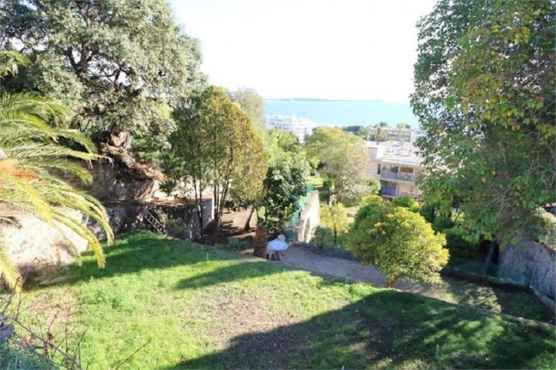 Garden Location Apartment 114426 Cannes