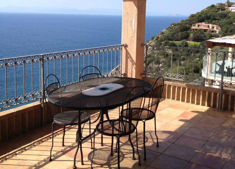 Terrace Location Villa 114794 Villasimius